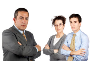 bigstockphoto_Business_Team_With_Ceo_1019647