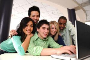 bigstockphoto_Diverse_College_Students_4861055